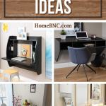 21 Best Wall Desk Ideas For Serious Space Saving In 2020