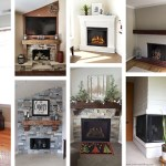 16 Best Diy Corner Fireplace Ideas For A Cozy Living Room In 2020