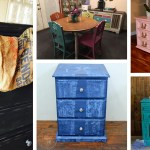 17 Best Colorful Painted Furniture Ideas For A Colorful Home In 2020