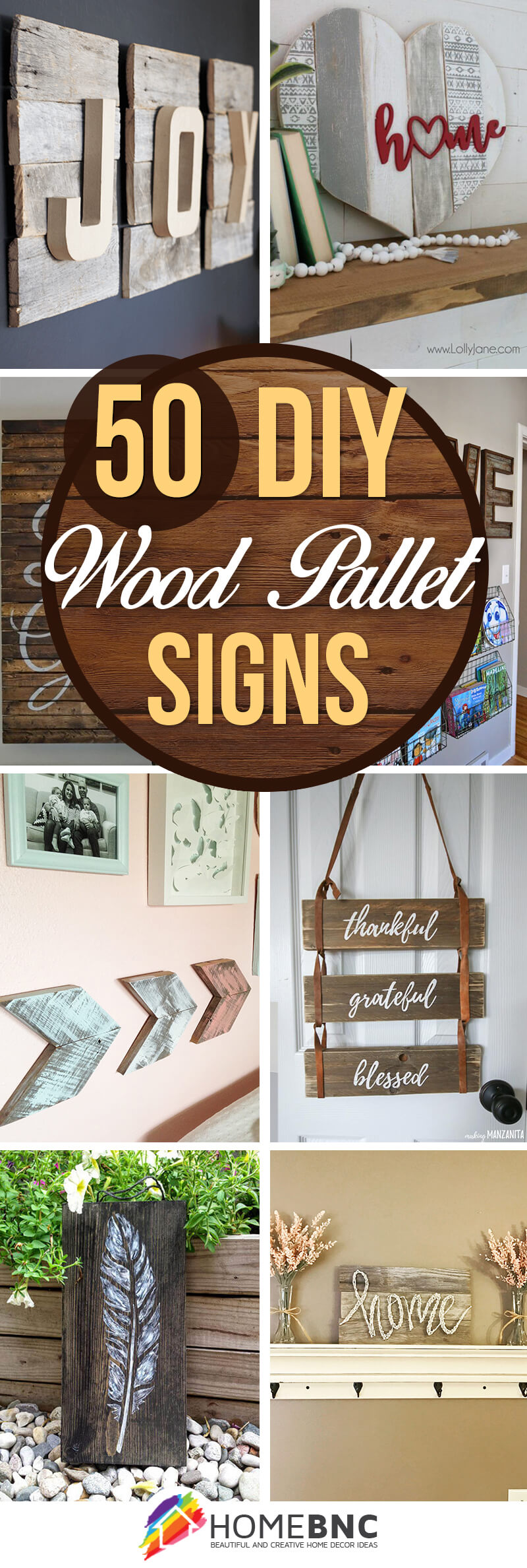 diy pallet signs ideas and designs