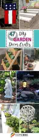 47 Best Diy Garden Crafts Ideas And Designs For 2020