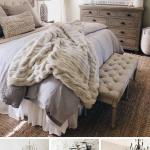 45 Best Farmhouse Bedroom Design And Decor Ideas For 2020