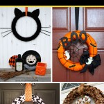 23 Best Halloween Wreath Ideas And Designs For 2021