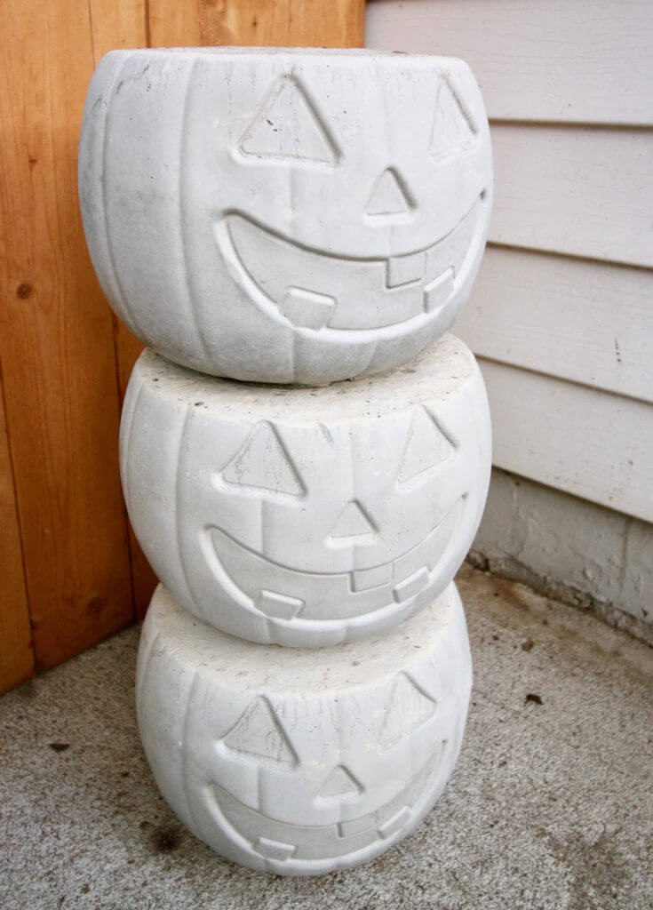 Start with this list, which has all the witches, ghosts, and pumpkins you'll need! 50 Best DIY Halloween Outdoor Decorations for 2021