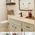50 Best Farmhouse Bathroom Design And Decor Ideas For 2021