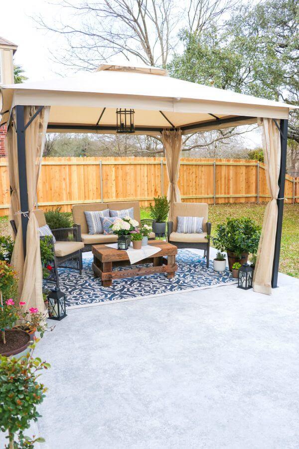 45 best diy backyard concrete projects