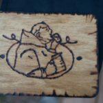 homebrew monk coaster