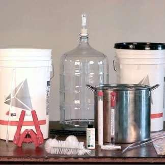 Brewing Equipment Starter Kits