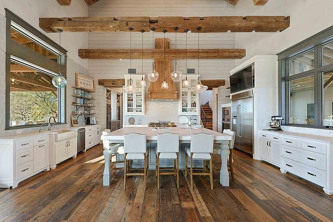 Modern European Meets Farmhouse Dream Kitchen Novocom Top