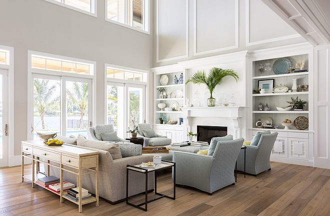 Neutral Coastal Interior Design