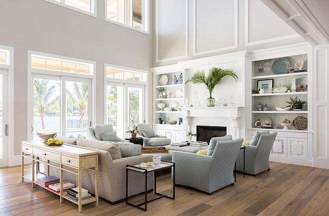 Neutral Coastal Interior Design