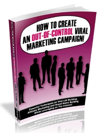 Create a Viral Marketing Campaign Cover