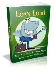 The Loan Lord Cover