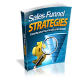 Sales Funnel Strategies Cover