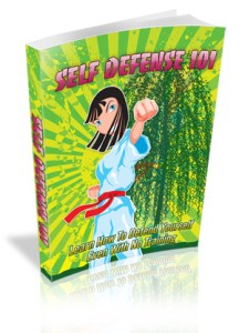 Self Defense and Confidence