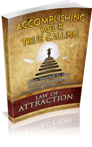Accomplishing Your True Calling Cover