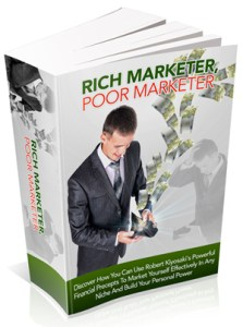 Rich Marketer Cover