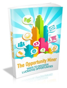 Home Business Opportunity Seeker Cover
