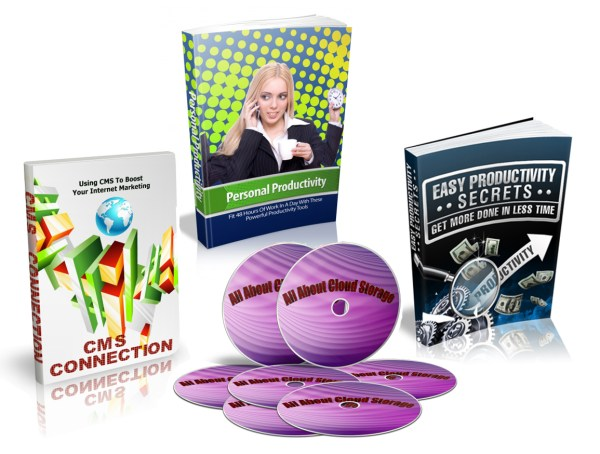 Ultimate Productivity Bundle Cover