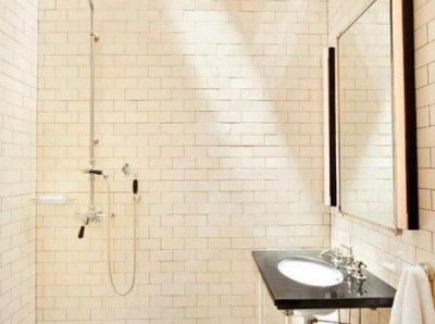 2. Gramercy Park shower skylight