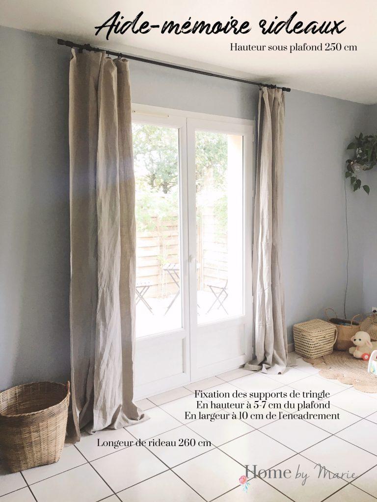 bien choisir et placer ses rideaux