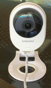 Samsung SNH-E6413BN SmartCam Security Camera Product Review