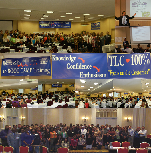 Kickstart Your Home Health Care Business with our Boot Camp Training Seminars