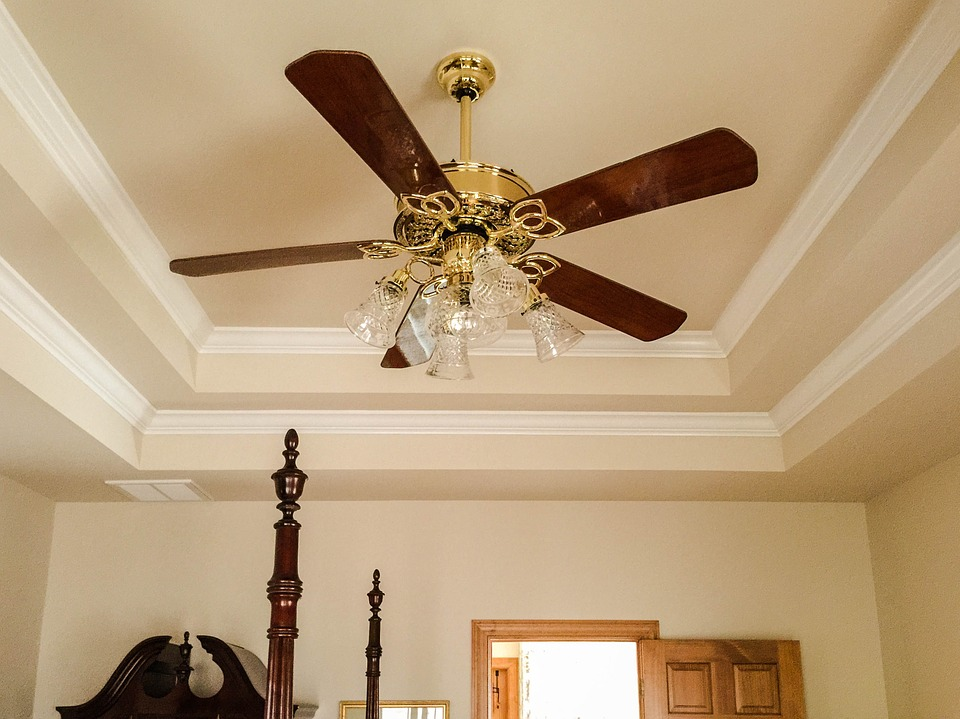 Best Ceiling Fans For High Ceilings | Best Indoor Ceiling Fans