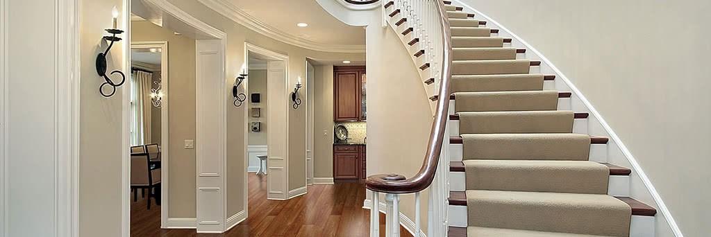 Stair Runners Home Carpet One Chicago | Custom Carpet Runners For Stairs | Wood | Carpet Workroom | Charlotte Nc | Area Rugs | Hallway Carpet