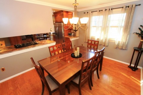 Rittenhouse Square townhouse Realty