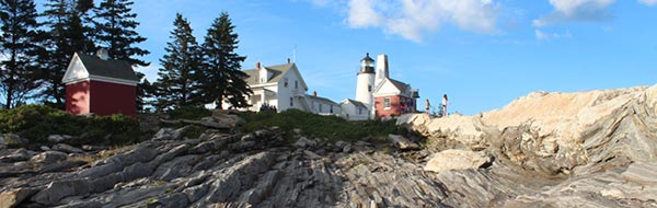 testimonials page - Pemaquid Point Lighthouse