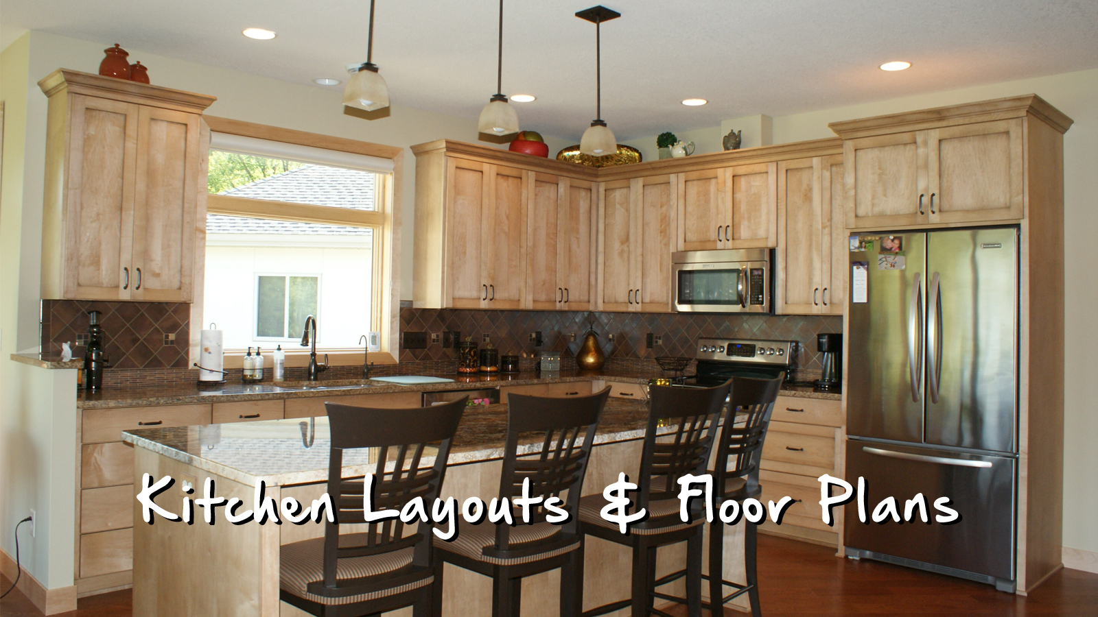 Kitchen Layouts Amp Floor Plans Home Check Plus