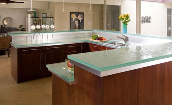 Recycled Glass Countertops (3)