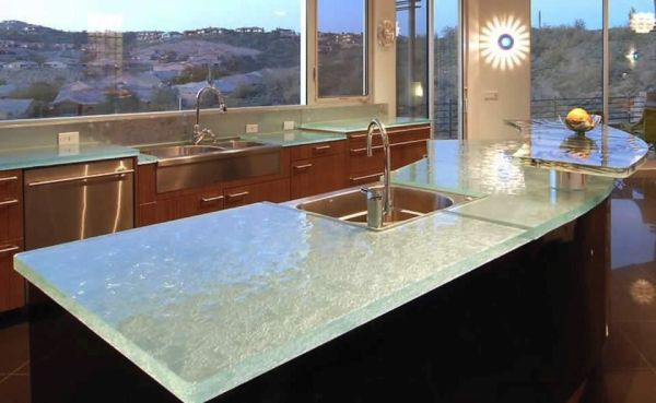 recycled glass countertops 4