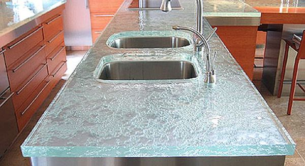 Recycled Glass Countertops (5)