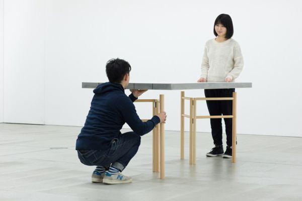 Sponge Table for a light feel (1)