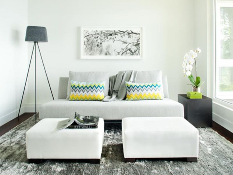 Comfortable Living Rooms