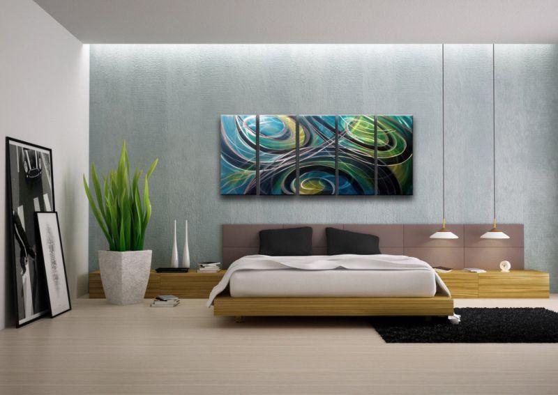 Wallpaper frame décor