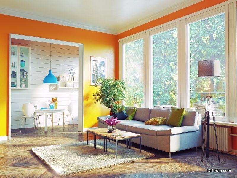 Pastel color tones