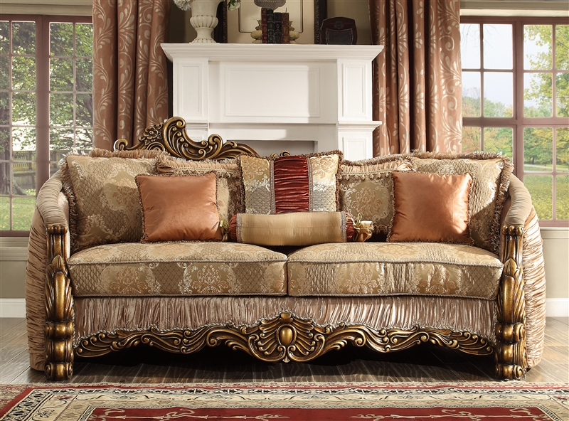 Old World Sofas Traditional European Old World Leather