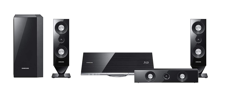 color negro Equipo de Home Cinema Blu-Ray, 1000 W Samsung HT-J7500W