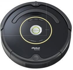 irobot roomba 650 robotic