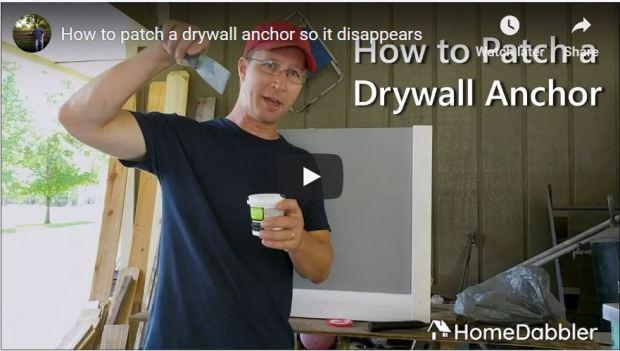 drywall anchor