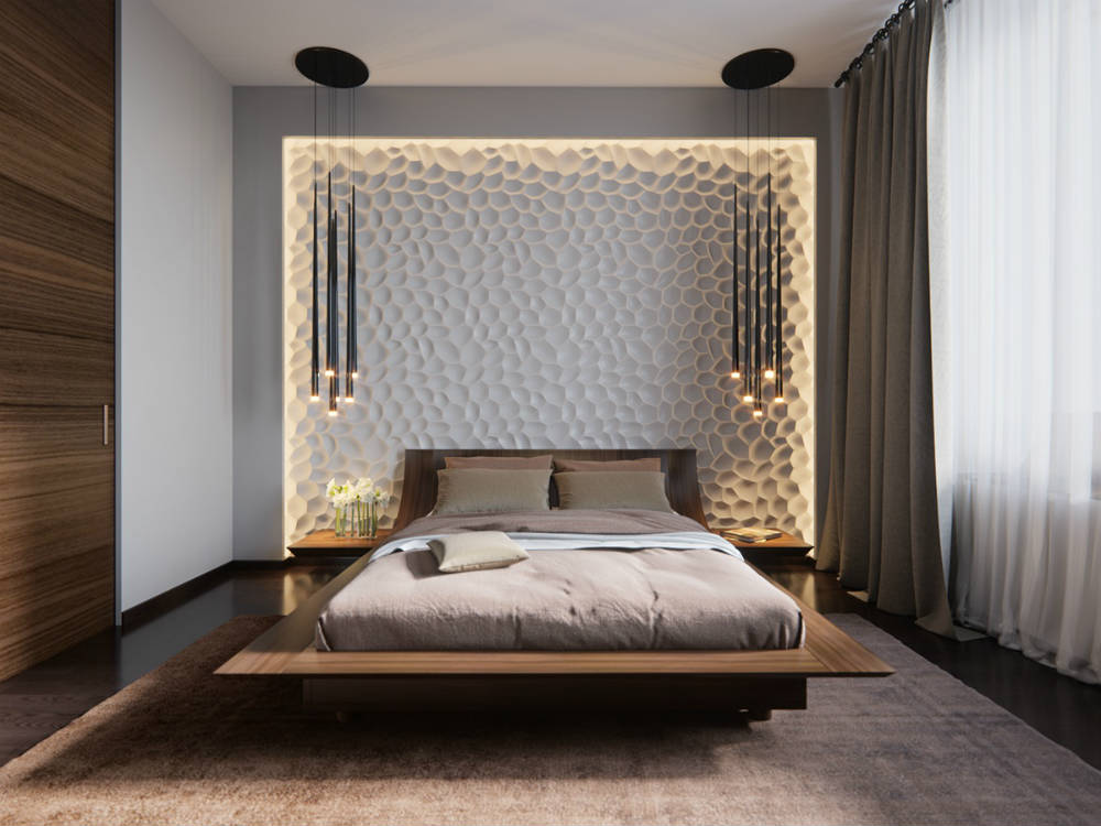 15. Modern Bedroom Ideas
