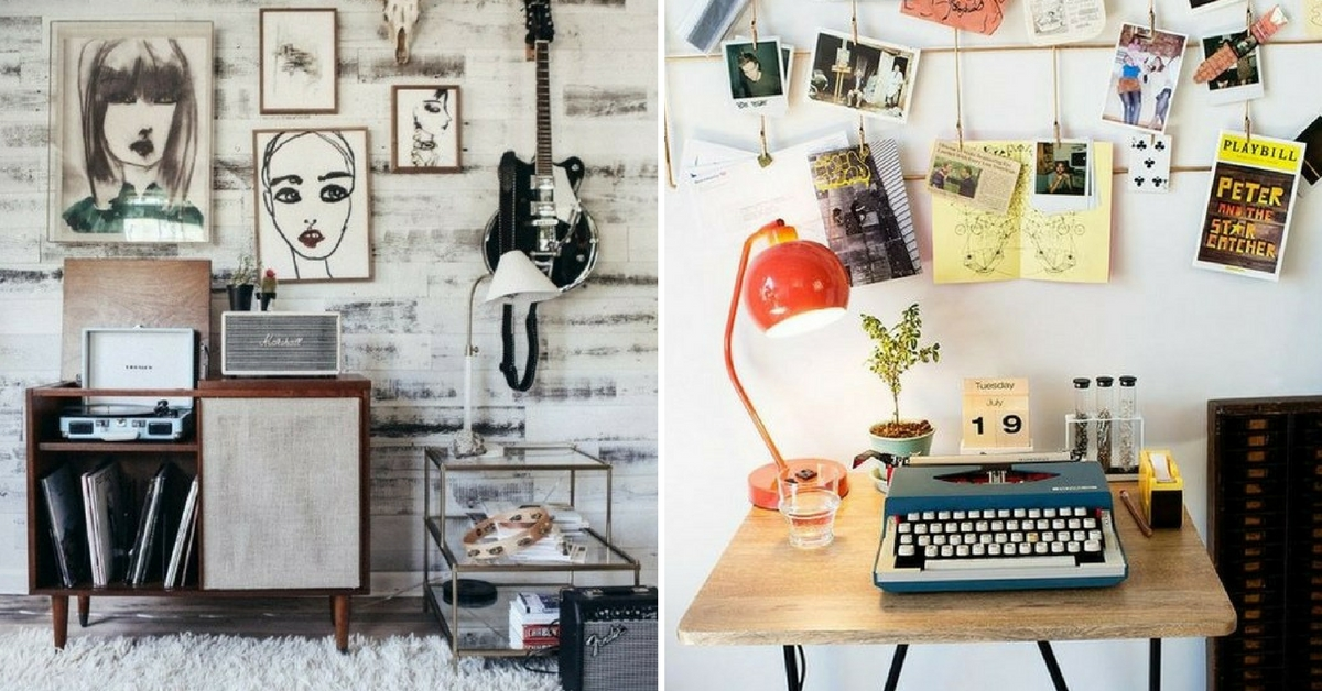 latest hipster home decor inspiration