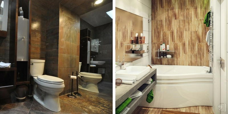 20 Lovely Small Bathroom Ideas For Your Apartment ... on Small Apartment Bathroom Ideas  id=47622