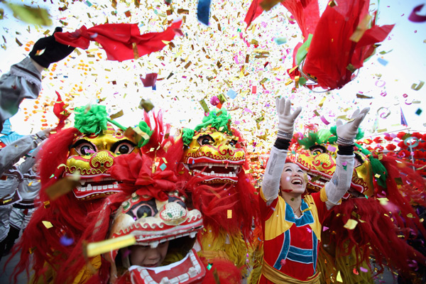 4 Ways To Create Chinese New Year Home Decoration