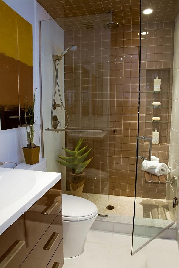 20 Lovely Small Bathroom Ideas For Your Apartment ... on Small:tyud1Zhh6Eq= Bathroom Remodel Ideas  id=27181