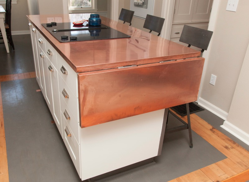 10 Creative Kitchen Island For Your Small Apartment In Malaysia Homedecomalaysia