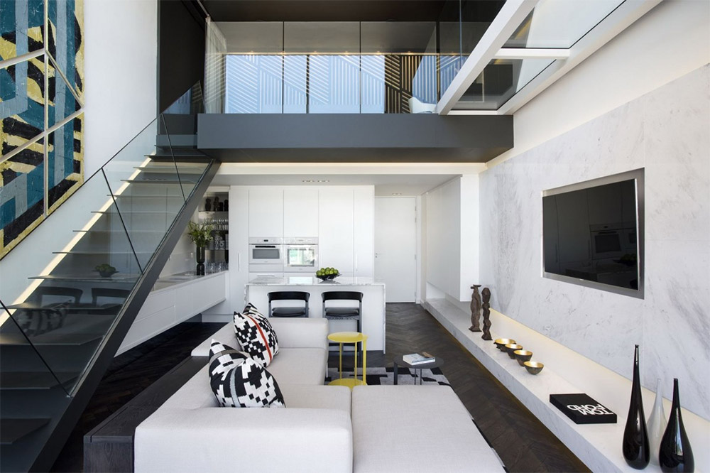 12 beautiful duplex apartment decoration ideas which you will love rh homedecomalaysia com